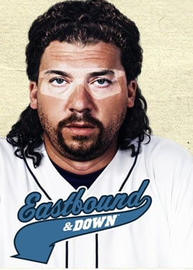 Video of Danny McBride and Will Ferrell in HBO's Eastbound and Down
