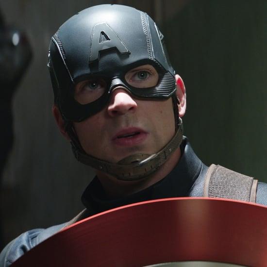Captain America Civil War Actor Interviews
