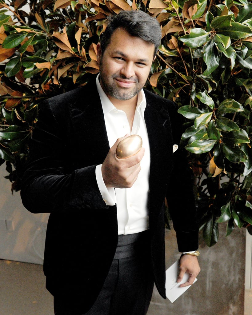 Juan Carlos Obando was one of the runners up for the 2013 CFDA Awards.