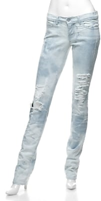 March Shopping Madness! Lighten Your Jeans