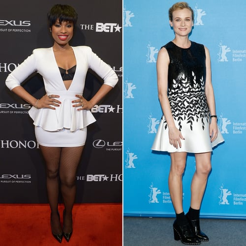Black and White Trend | Celebrity Pictures