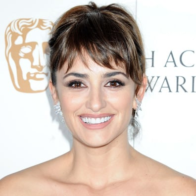Penelope Cruz Style at the 2012 BAFTA Awards