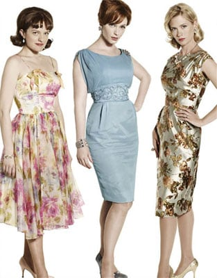 Sugar Shout Out: Stylish Ladies of Mad Men