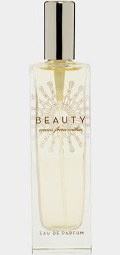 A Nice Scent-iment: Beauty Comes From Within