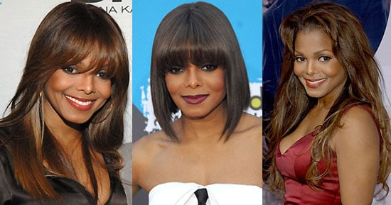 Which Hairstyle Do You Like Best on Janet Jackson?