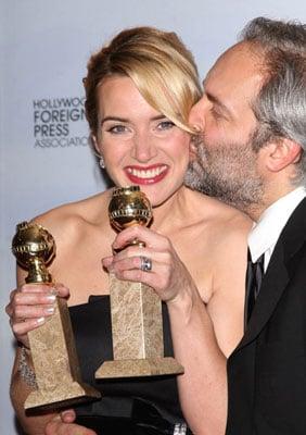 Kate Winslet at the Golden Globes: Makeup Tutorial