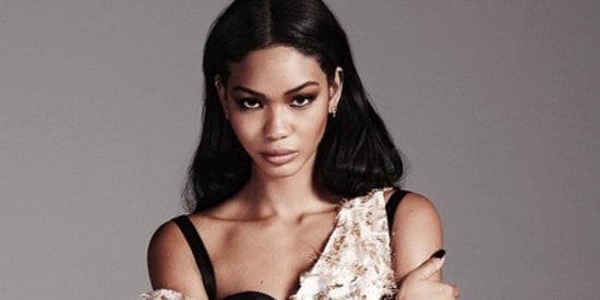 Chanel Iman Strikes A Pose For 'The Edit' And Speaks Out Again On Fashion Diversity (PHOTOS)