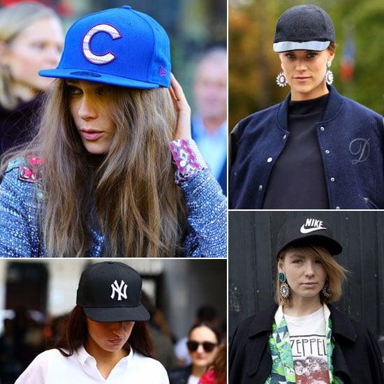 Cute Women's Baseball Caps