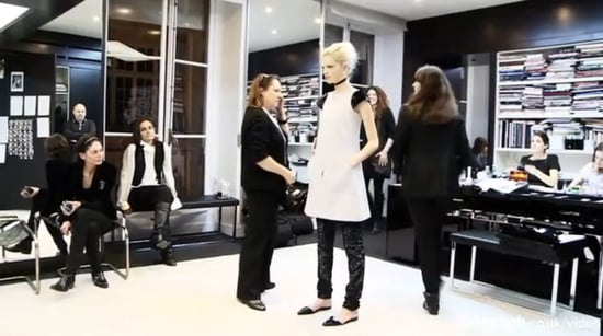 A Video Preview of Chanel's Spring 2011 Couture Collection, Debuting Tomorrow