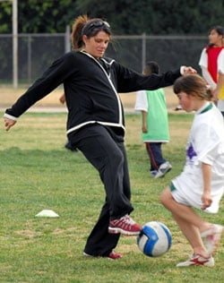 Learn From the Game: Mia Hamm