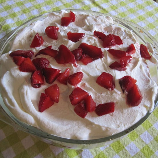 Strawberry Shortcake Trifle Recipe