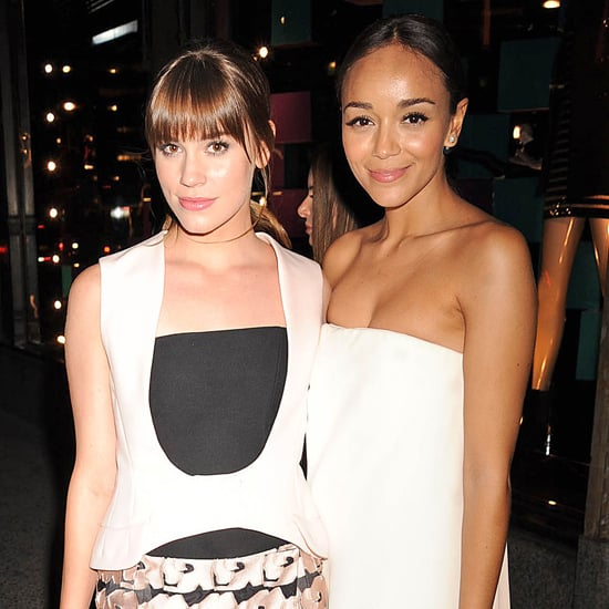 Ashley Madekwe at the Dior Saks Fifth Avenue Party | Video