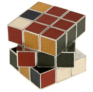 Desire/Acquire: Luxury Rubik's Cubes