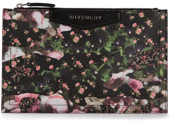 Givenchy Floral Clutch