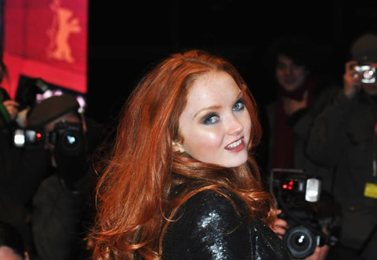 Lily Cole Finds Her Rage at Berlin Film Festival