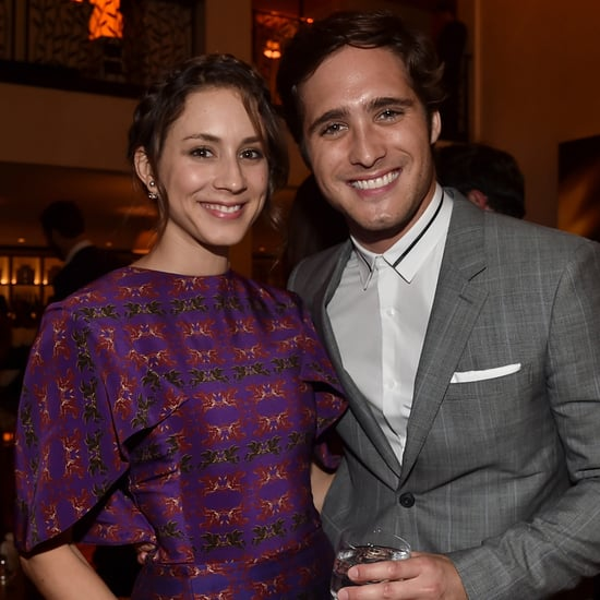Diego Boneta and Troian Bellisario Reunited at Pre-Emmys