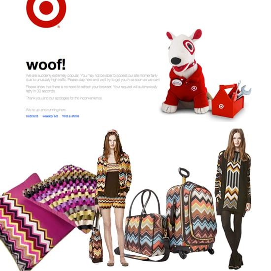 Missoni For Target Launches in Stores and Online