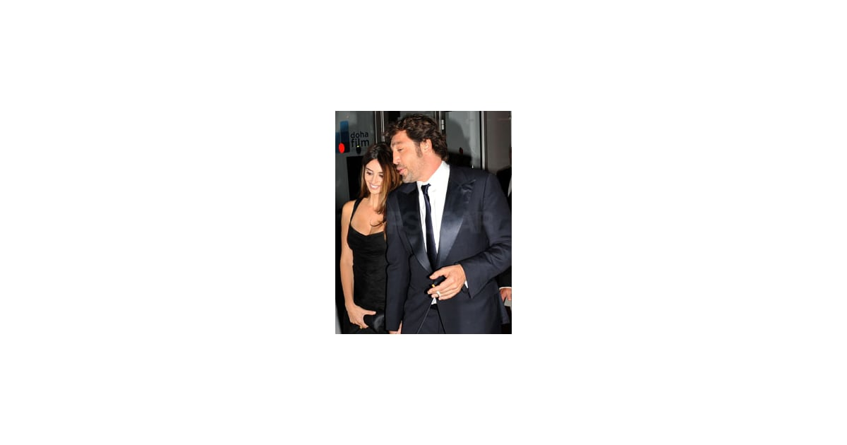 Penelope Cruz and Javier Bardem Are Married | POPSUGAR ... Javier Bardem Married