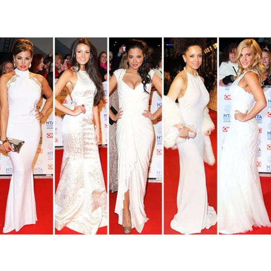 National Television Awards Dresses and Red Carpet Style