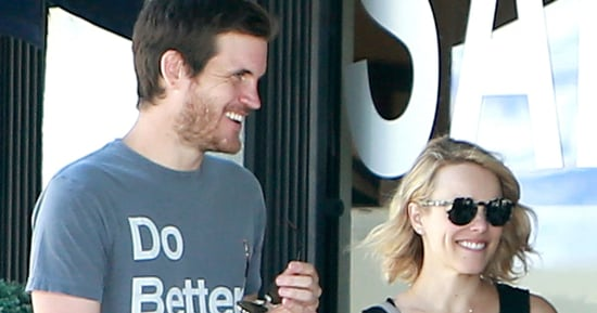 Rachel McAdams and Boyfriend Jamie Linden Go On Cute Home Goods Shopping Date