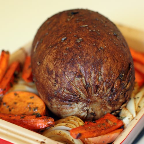 Tofurky Roast With Vegetables
