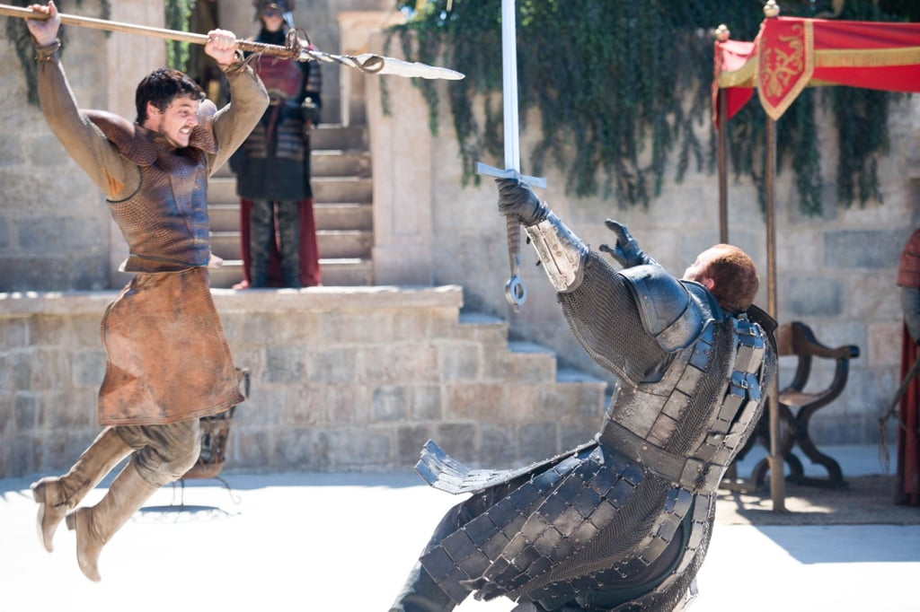 The Battle of the Red Viper and The Mountain