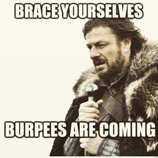 Burpee Quotes