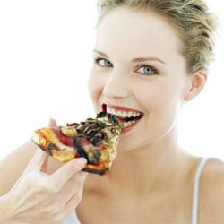 Tips to Slim Down Your Pizza