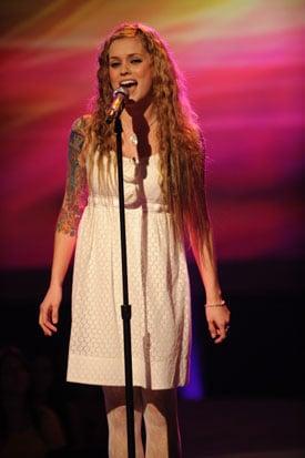 Interview With Megan Joy Corkrey From American Idol