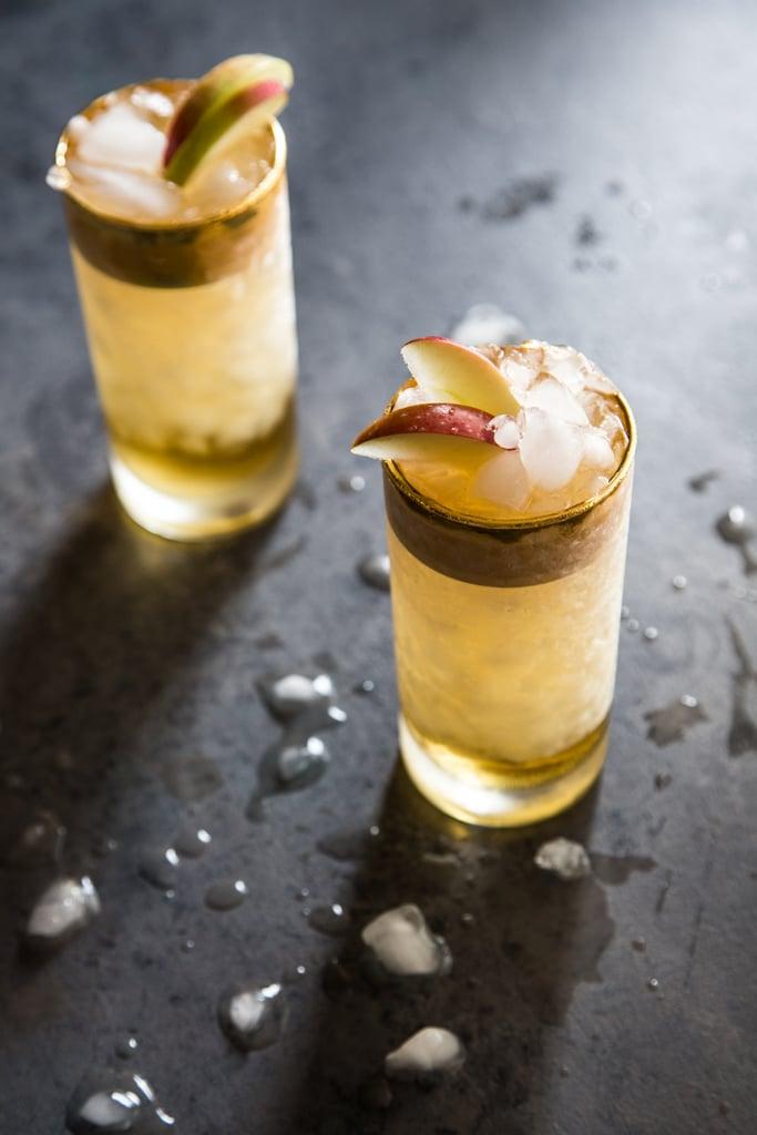 Apple Cider Swizzle