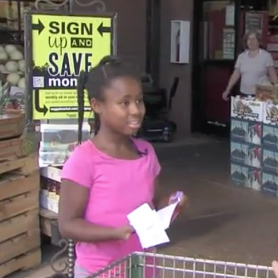 Girl Gives Away Bracelets to Pay It Forward