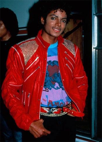 """""""Thriller"""" Jackets"""