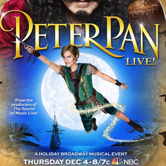 Peter Pan Live! Official Poster