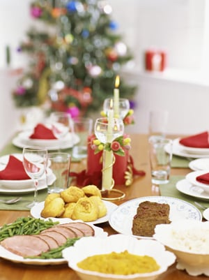 Healthy Holiday Eating Tips From Patrick Murphy