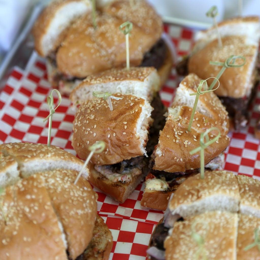 Kickin' Brunch Burgers