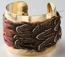 Must Have Bling of the Day: Alex and Ani's Thunderbird Feather Cuff