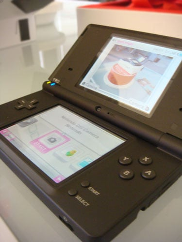 Early Impressions of the Nintendo DSi
