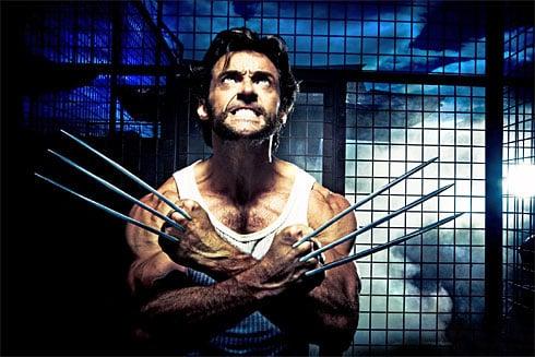 Comic-Con Surprise — Hugh Jackman Shows Up With Wolverine Footage!