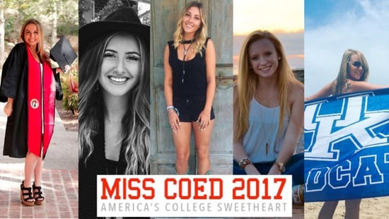 SDSU, UK & More are Coming in Strong With Their Miss COED 2017 Contestants