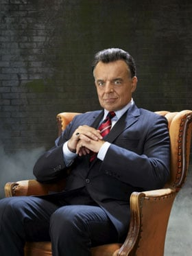 Interview With a Devil (or, You Know, Ray Wise)