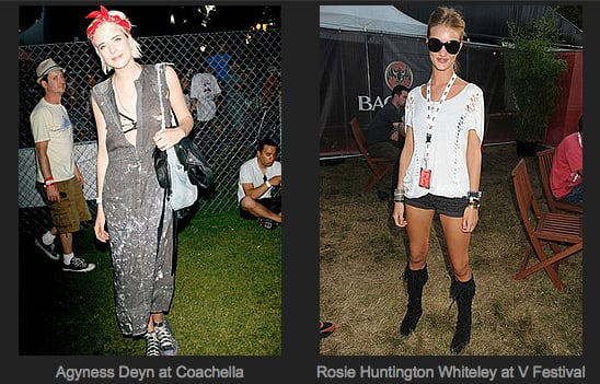 Festival Fashion Game Decide Which is the Best Dressed