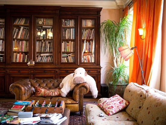 Tour a Famed Hotelier's Charming Family Home