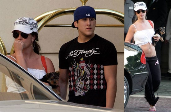 Britney & Kevin Will Divide But Probably Not Conquer