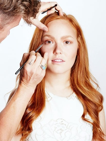 Before and After: Our Fair-Skinned Editor Gets a Bronze Makeover