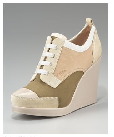Marc by Marc Jacobs Wedge-Heel Sneaker ($290)