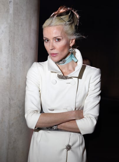 Daphne Guinness on Why She's Dressing For the Costume Institute Gala in a Barneys Window