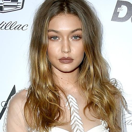 Gigi Hadid Makeup How-To   Fashion Awards 2016