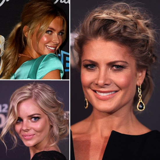 See All the 2012 Logies Beauty Looks Up Close
