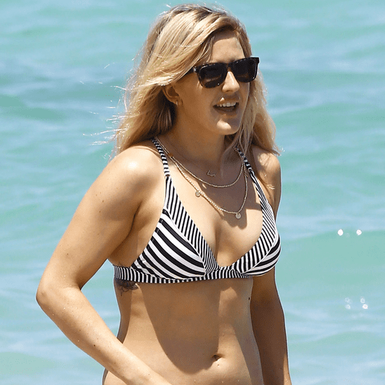 Ellie Goulding in a Bikini in Miami April 2016 Pictures