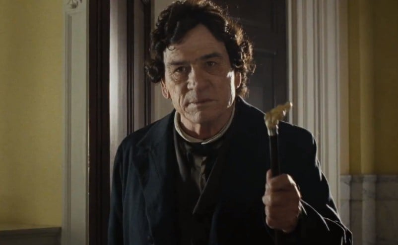 Best supporting actor: Tommy Lee Jones, Lincoln